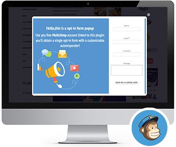 Come creare una MailChimp Popup con WordPress